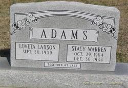 Stacy Warren Adams