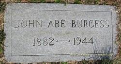 John Abe Burgess
