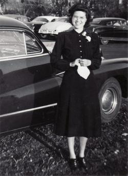 Helen Elizabeth <i>Hilliard</i> Baptist