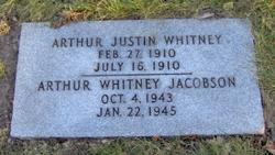 Arthur Justin Whitney