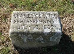 Charles W B Gates