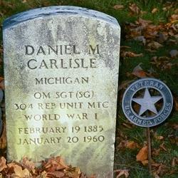 Daniel Michael Carlisle