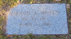 Marjorie Rachel Whitney