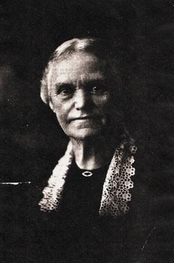 Wilhelmina Minna <i>Gnass</i> Jaeschke