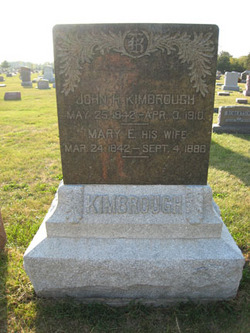 Mary Elizabeth <i>Smith</i> Kimbrough