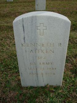 Kenneth R Aitken