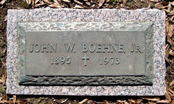 John William Boehne, Jr