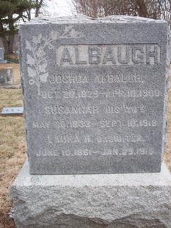 Joshua Valentine Albaugh