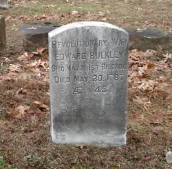 Maj Edward Bulkeley