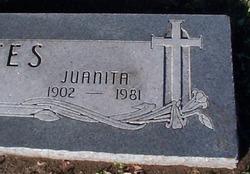 Juanita <i>Bordenkircher</i> Cates