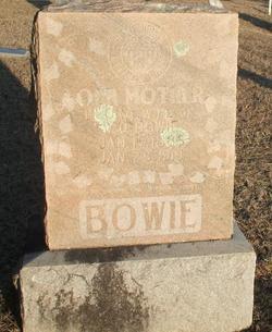 Flora Estelle <i>Caylor</i> Bowie