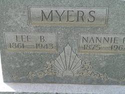 Lemuel Beauregard Lee B. Myers