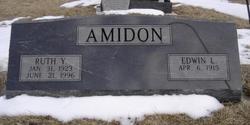 Ruth Yvonne <i>Kaiser</i> Amidon