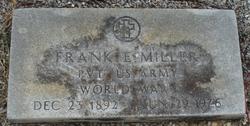 Frank E. Miller