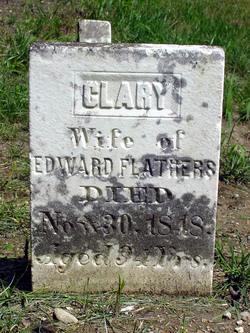 Clarresa Clary <i>Legg</i> Flathers