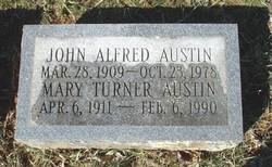 Mary <i>Turner</i> Austin