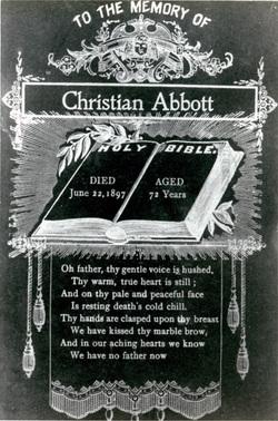 Christian Abbott