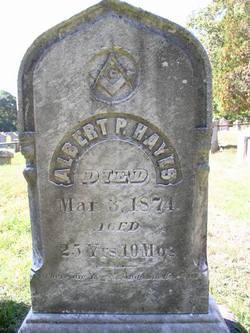 Albert P Hayes