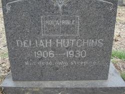 Deliah Hutchins