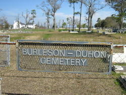 Burleson-Duhon Cemetery