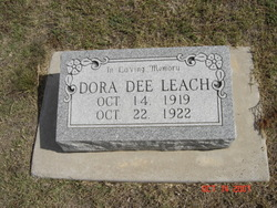 Dora Dee Leach