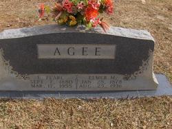 Elmer Marvin Agee