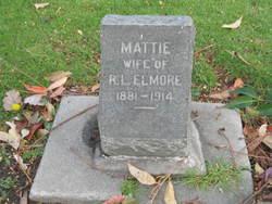Mattie <i>Crank</i> Elmore