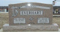 Walter J Everhart