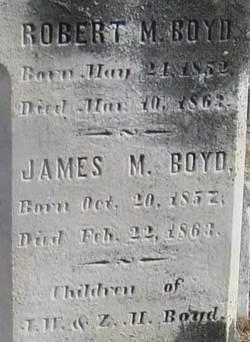 James M Boyd