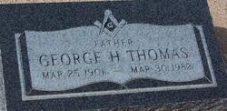 George H Thomas