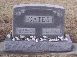 Alpha Charles Gates