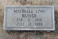 Maybelle <i>Linn</i> Beaver
