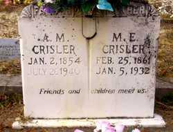 Martha Elizabeth <i>Burden</i> Crisler