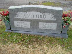 Jennie M. <i>Trout</i> Ashford