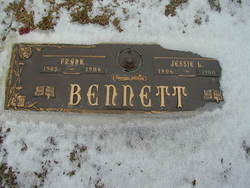 Jessie Lucille <i>McMillan</i> Bennett
