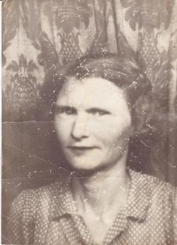 Edna Olive <i>Johnson</i> Boothe