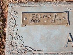 Zelma Sue <i>Parlier</i> Adkins