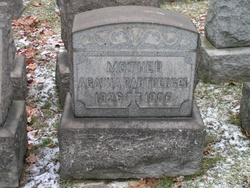 Agatha <i>Von Olnhausen</i> Bartberger