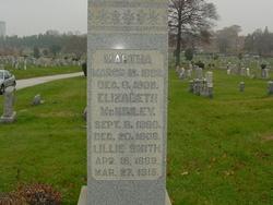 Elizabeth <i>Hasenpflug</i> McKinley