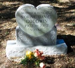 Norine 'Nonnie' <i>Daniel</i> Goodwin