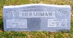John Lewis Hershman