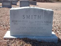 Judith J <i>Farrar</i> Smith