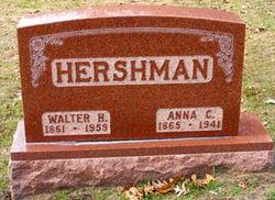 Walter Huffman Hershman