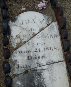 Ida Victoria <i>Beard</i> Baughman