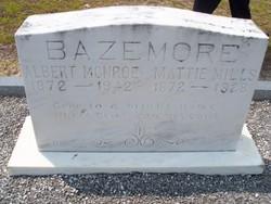Albert Monroe Bazemore