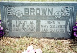 Trecy M <i>Jackson</i> Brown