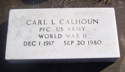 Carl L. Calhoun
