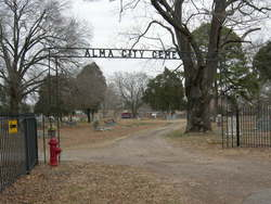Alma City Cemetery