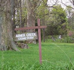 Abner Creek Cemetery