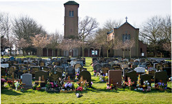 Saffron Hill Cemetery
